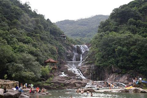 三寨谷森林公园旅游景点攻略图