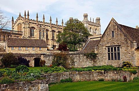 牛津大学的图片