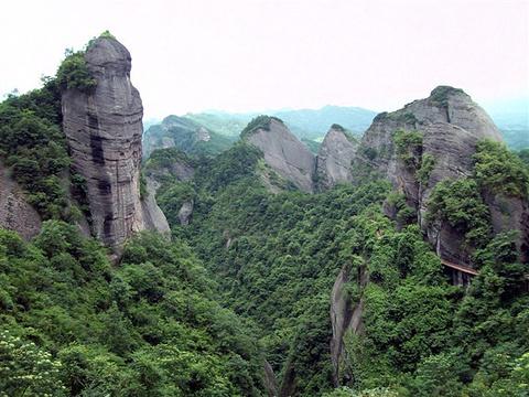 资源丹霞地质公园旅游景点攻略图