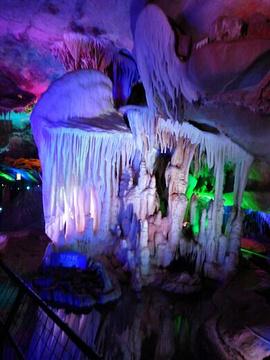 蓬莱仙洞旅游景点攻略图