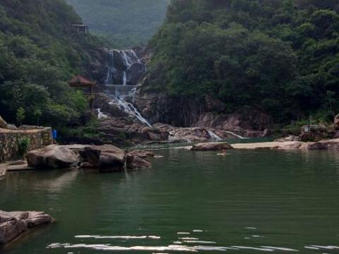 三寨谷森林公园旅游景点图片