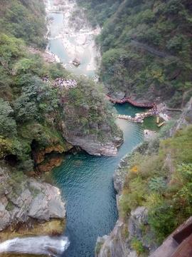 河南宝泉旅游度假区旅游景点攻略图