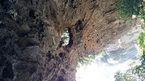 洞天仙境旅游景点攻略图