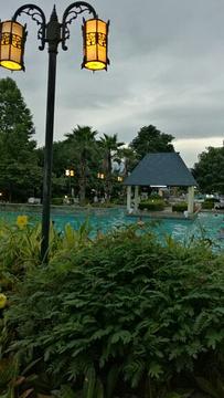 南昆山大观园欢乐水世界旅游景点攻略图
