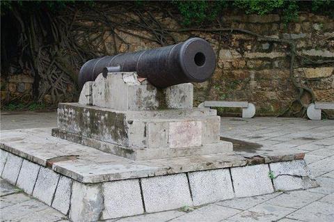 沙角炮台旅游景点攻略图