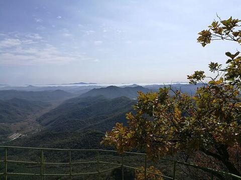天罡山旅游景点攻略图