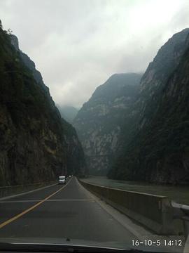金口大峡谷旅游景点攻略图