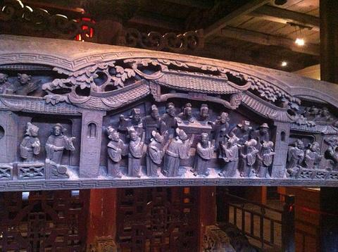 明清木雕馆旅游景点攻略图