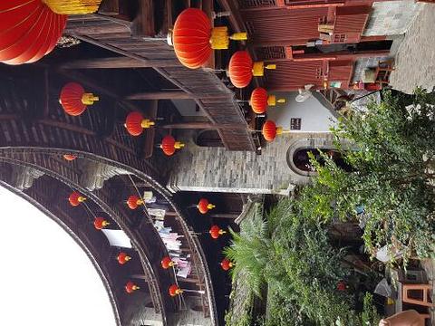 中川古村落旅游景点图片