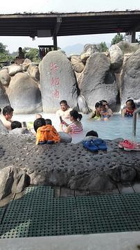 中国西部大峡谷旅游景点攻略图