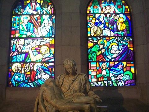 卡利博大教堂旅游景点图片