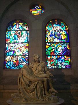 卡利博大教堂旅游景点攻略图