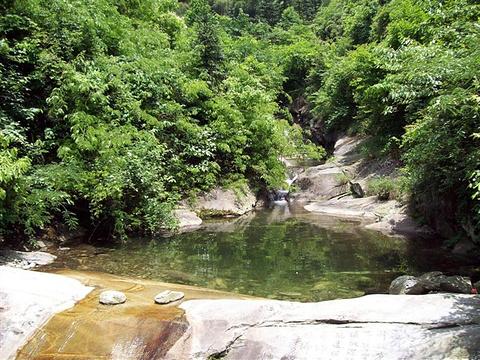 碧湖潭森林公园旅游景点攻略图