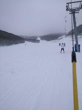 张家口多乐美地滑雪场旅游景点攻略图