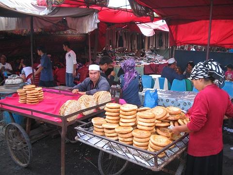 伊犁河民族文化旅游村旅游景点攻略图