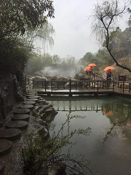 雪山彩虹谷旅游区旅游景点攻略图