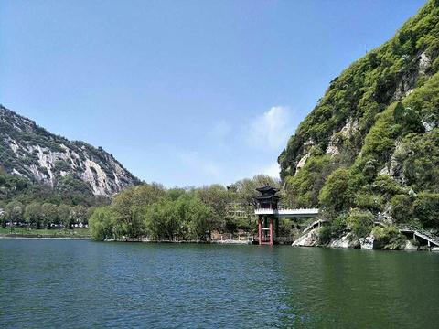 翠华山旅游景点攻略图