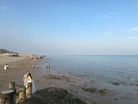环岛路海滩旅游景点图片