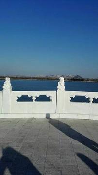 淮北南湖风景区旅游景点攻略图