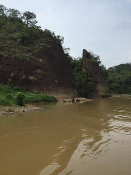 思罗河漂流旅游景点攻略图