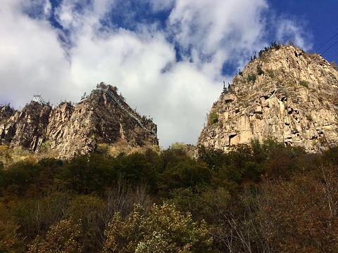 鸳鸯峰景区旅游景点攻略图