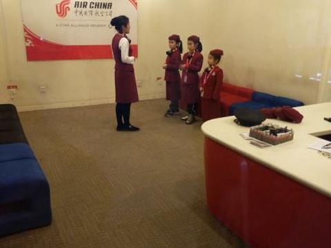 北京蓝天城儿童职业体验中心旅游景点图片