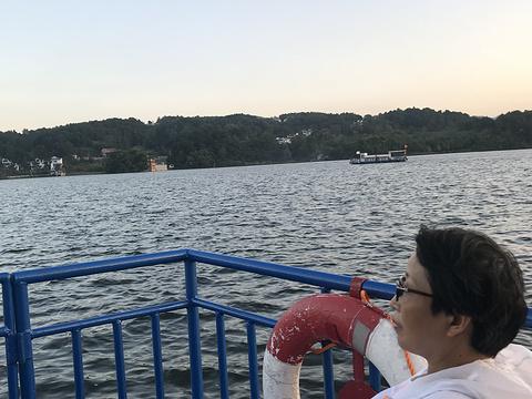 百花湖旅游景点图片