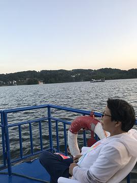 百花湖的图片