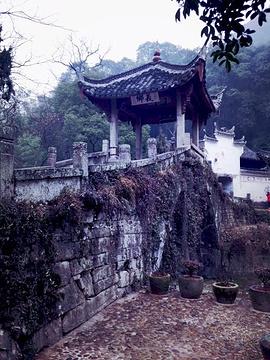 郭洞古生态村旅游景点攻略图
