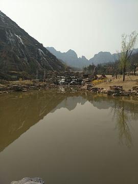 福慧山·红崖谷旅游景点攻略图
