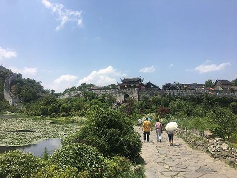 荔波联山湾旅游景点攻略图