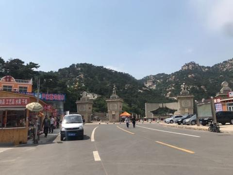 医巫闾山旅游景点图片