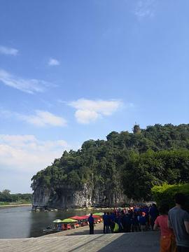 芦笛岩旅游景点攻略图