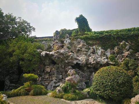 汉广陵王墓博物馆旅游景点攻略图