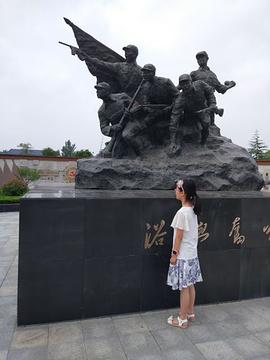 淮海战役双堆集烈士陵园旅游景点攻略图