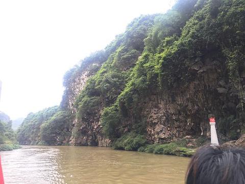 湟川三峡旅游景点攻略图