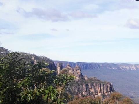 蓝山国家公园旅游景点图片