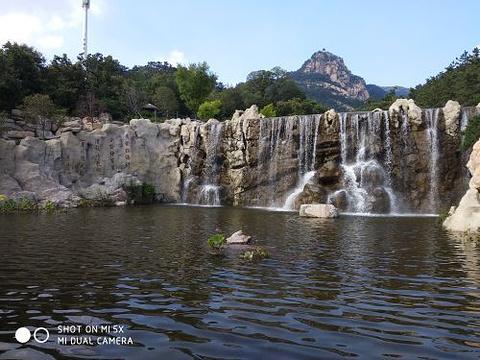 沂蒙山银座天蒙旅游区旅游景点攻略图