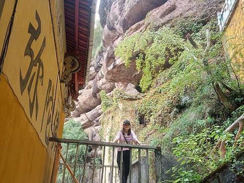 九峰山风景区旅游景点图片