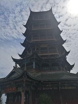 二王庙旅游景点攻略图