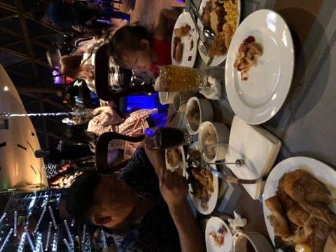 东方明珠·空中旋转餐厅旅游景点图片
