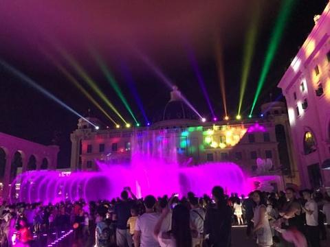惠州狮子城旅游景点攻略图