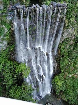 古龙峡玻璃大峡谷旅游景点攻略图