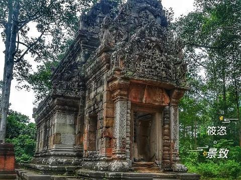 周萨神庙的图片