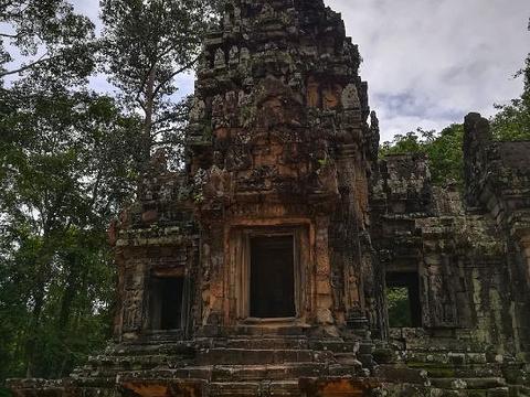 托玛农神庙旅游景点图片