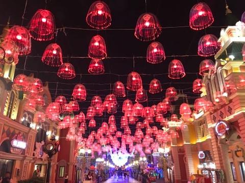 哈尔滨融创乐园旅游景点攻略图