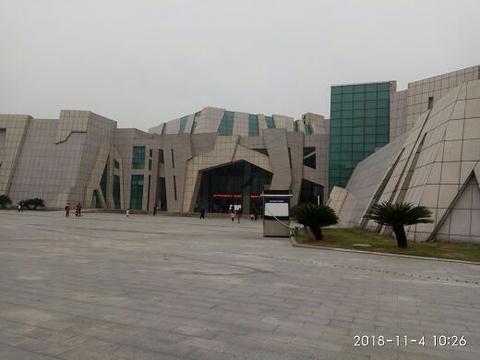 重庆自然博物馆(新馆)旅游景点图片