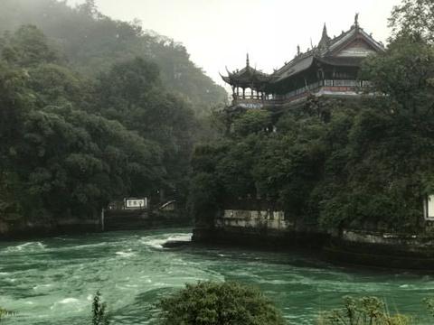 都江堰·水街旅游景点攻略图