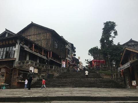 两江国际影视城(民国街)旅游景点攻略图