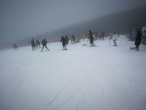 贵阳云顶滑雪场